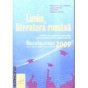 Limba si literatura romana modele de rezolvare proba scrisa Bac 2009