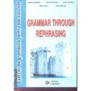 Grammar through rephrasing