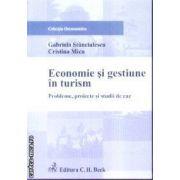 Economie si gestiune in turism
