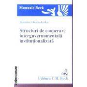 Structuri de cooperare interguvernamentala institutionalizata