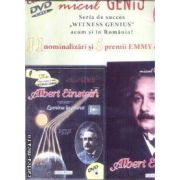 Micul Geniu Albert Einstein DVD + carte