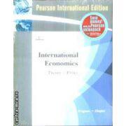 International Economics(editura Longman, autor:Krugman , Obstfeld)
