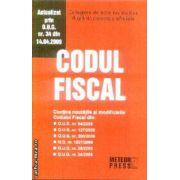 Codul fiscal 14.04.2009
