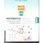 Mate 2000+9/10 clasa 3-a