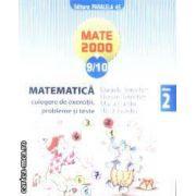 Mate 2000+9/10 clasa 2-a