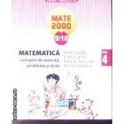 Mate 2000+9/10 clasa 4-a
