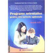 Programe orientative pentru disciplinele optionale clasele 1-4