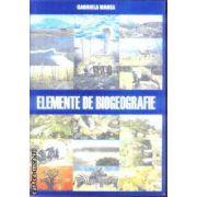 Elemente de biogeogragie