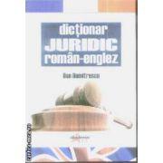 Dictionar juridic roman englez