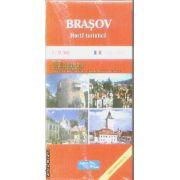 Brasov harta turistica