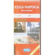 Cluj-Napoca harta turistica
