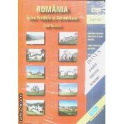 Romania intre traditie si actualitate ghid turistic+harta turistica Sibiu