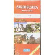 Sighisoara harta turistica