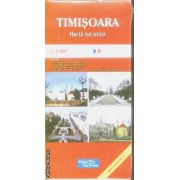 Timisoara harta turistica