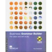 Business Grammar Builder CD