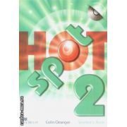 Hot Spot 2 - Student's Book +CD
