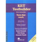 KET Testbuilder+2 CD