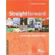 Straightforward intermediate students's book