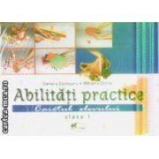 Abilitati practice caietul elevului clasa I