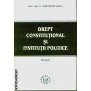 Drept constitutional si institutii politice tratat