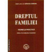 Dreptul familiei teorie si practica