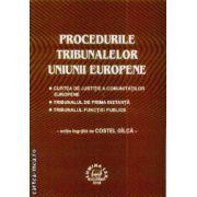 Procedurile tribunalelor Uniunii Europene