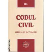 Codul Civil legea 287 din 17 iulie 2009
