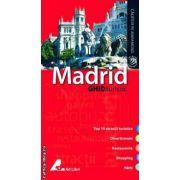 Madrid ghid turistic