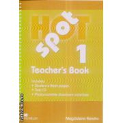 Hot Spot 1 Teacher's Book+CD