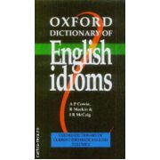 Oxford dictionary of English idioms volume 2