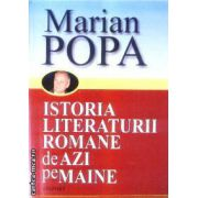 Istoria literaturii Romane de azi pe maine vol + vol 2