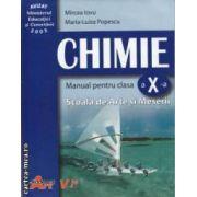 Chimie manual clasa 10 a SAM