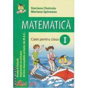 Matematica caiet clasa 1