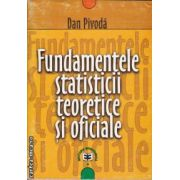 Fundamentele statisticii teoretice si oficiale