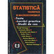 Statistica teoretica si macroeconomica