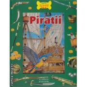 Piratii carte puzzle