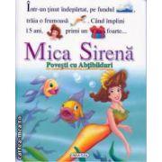 Mica Sirena Povesti cu abtibilduri