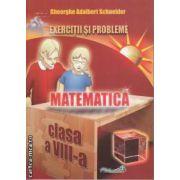 Matematica Exercitii si probleme clasa 8 a