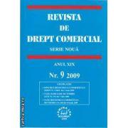 Revista de Drept comercial Nr 9