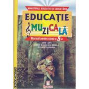 Educatie Muzicala manual clasa 8 a