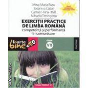 Exercitii practice de limba romana clasa a 7 a