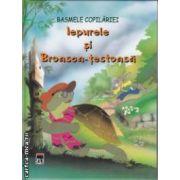 Iepurele si Broasca-testoasa(editura Rao, autor:Ed. Rao isbn:978-973-103-327-3)