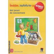 Noi jocuri de concentrare(editura Rao, autor:Logico Rondo isbn:978-973-717-080-4)