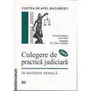 Culegere de practica judiciara in materie penala 2005