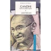 Gandhi Sunt un soldat al pacii