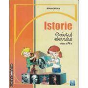 Istorie Caietul elevului clasa 4 a