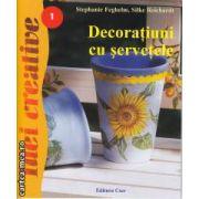 Idei Creative Decoratiuni cu servetele