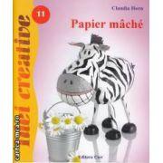 Idei Creative Papier mache