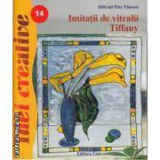 Idei Creative Imitatii de vitralii Tiffany