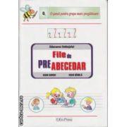 Educarea limbajului File de PreAbecedar